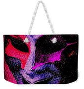 Masks We Hide Behind Weekender Tote Bag