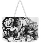 Mason And Dixon, 1763-67 Weekender Tote Bag
