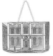 Masonic Hall, C1830 Weekender Tote Bag