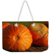 Mass Pumpkins Weekender Tote Bag