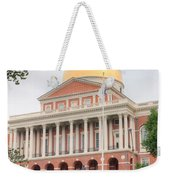 Massachusetts State House I Weekender Tote Bag