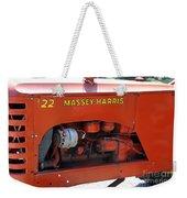 Massey Harris Details Weekender Tote Bag