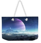 Massive Lei Gong Rises In The Distance Weekender Tote Bag