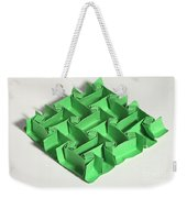 Mathematical Origami Weekender Tote Bag