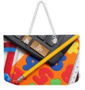 Mathematics Tools Weekender Tote Bag