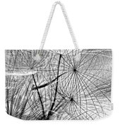 Matrix Monochrome Weekender Tote Bag