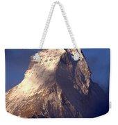 Matterhorn Morning-2 Weekender Tote Bag