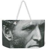 Matthew Arnold Weekender Tote Bag