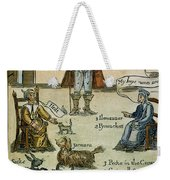 Matthew Hopkins (d. 1647) Weekender Tote Bag