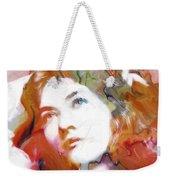 Maude Weekender Tote Bag
