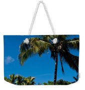 Maui Surfboard Fence - Oldest Section Weekender Tote Bag