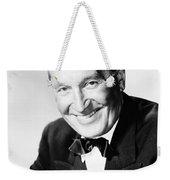 Maurice Chevalier Weekender Tote Bag by Granger