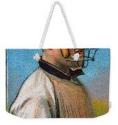 Maurice Riley Powers Weekender Tote Bag