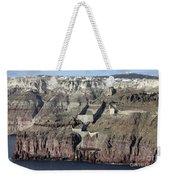 Mavromatis Pumice Quarry With Pier Weekender Tote Bag