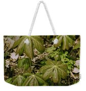 May Apples Weekender Tote Bag
