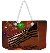 May Your Colors Run Deep And Far Weekender Tote Bag