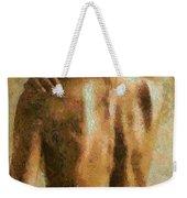 Maya Desnuda Weekender Tote Bag