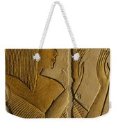 Maya Prays To The Gods On The Wall Weekender Tote Bag