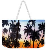 Mayaro Red Dawn Weekender Tote Bag