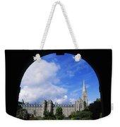 Maynooth Seminary, Co Kildare, Ireland Weekender Tote Bag