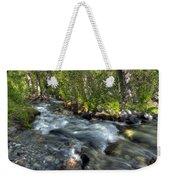 Mcgee Creek California Weekender Tote Bag