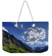 Mcgee Creek Canyon Weekender Tote Bag