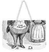 Mckinley Cartoon, 1900 Weekender Tote Bag