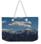 Meadow And Mountains Weekender Tote Bag