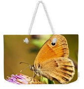 Meadow Brown Butterfly  Weekender Tote Bag