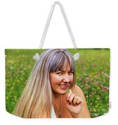 Meadow Fairy Weekender Tote Bag