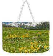 Meadow Landscape Weekender Tote Bag