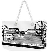 Measuring Machine Weekender Tote Bag