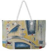 Mechanical Bird Weekender Tote Bag