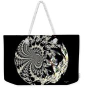 Medallion Weekender Tote Bag