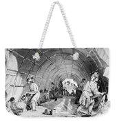 Medicine Dance Of The Winnebagos Weekender Tote Bag