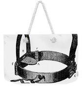 Medieval Bridle Weekender Tote Bag by Granger