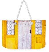 Medieval House Weekender Tote Bag
