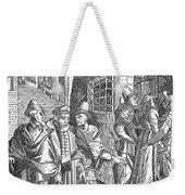Medieval Prison, 1557 Weekender Tote Bag