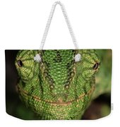 Mediterranean Chameleon Chamaeleo Weekender Tote Bag
