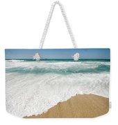 Mediterranean Shore Weekender Tote Bag