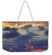 Mediterranean Sky Weekender Tote Bag