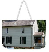 Meeks Store Appomattox Court House Virginia Weekender Tote Bag by Teresa Mucha