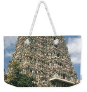 Meenakshi Temple Weekender Tote Bag
