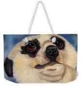Meerkat Eyes Weekender Tote Bag