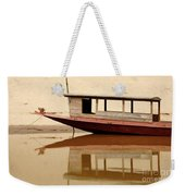 Mekong Reflection 2 Weekender Tote Bag