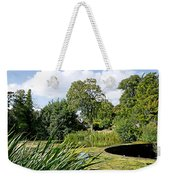 Melbourne Pool And Weir Weekender Tote Bag