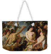 Meleager And Atalanta Weekender Tote Bag