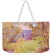 Memories Of The Farm Weekender Tote Bag
