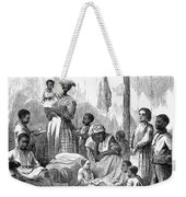 Memphis: Black Orphanage Weekender Tote Bag