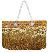 Men Are Like Grass Weekender Tote Bag
